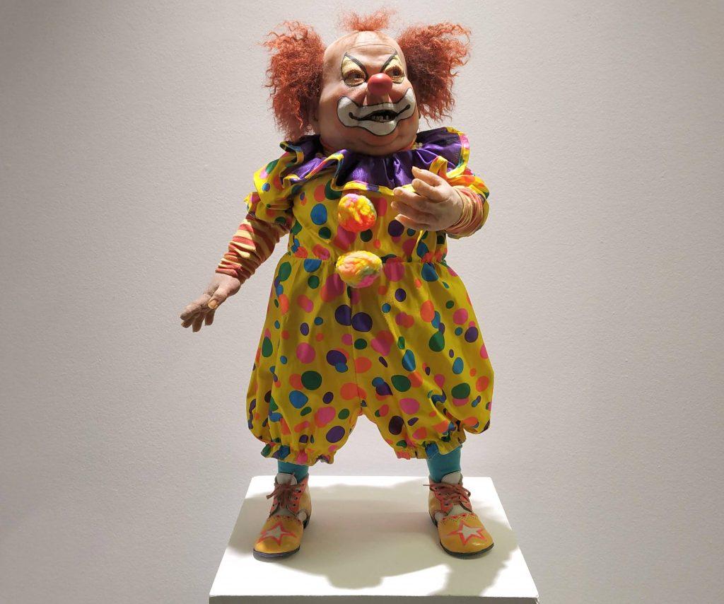 Thomas Kuebler - Clown - 3 Punts Galeria