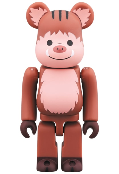 Bearbrick Zodiac Year of the Pig (2)-min