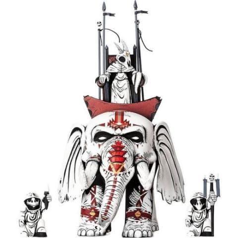 Jon Paul Kaiser - Death Rides to War - Best Custom (Fan)