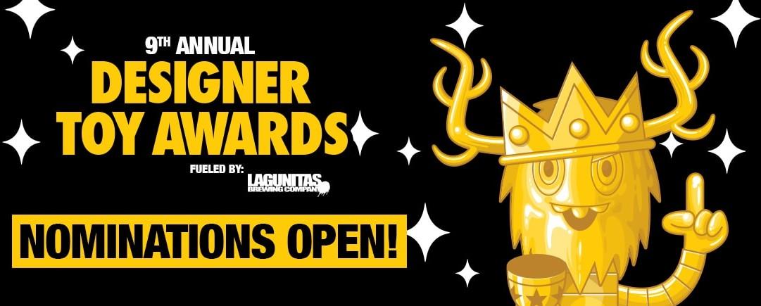 Designer Toy Awards Nominations 2019