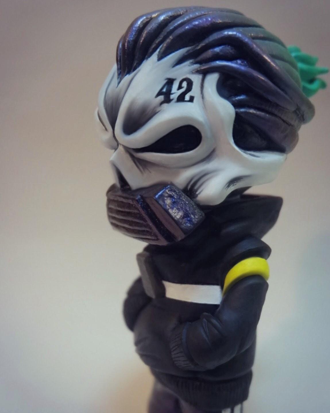 Dread Skull (original edition) de WeirdVader (WVD) Art Toy