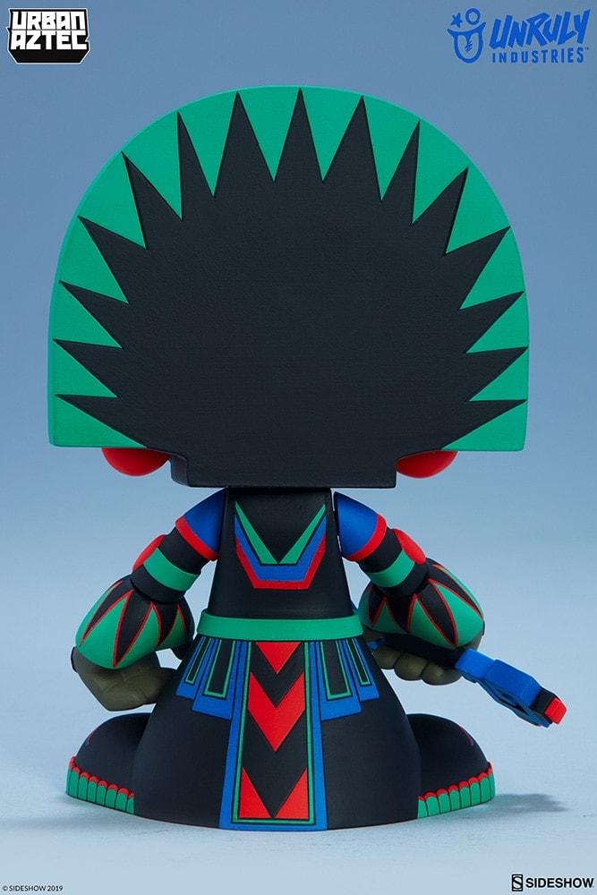Mictlan Jesse Hernandez Unruly Industries Artist series art toy