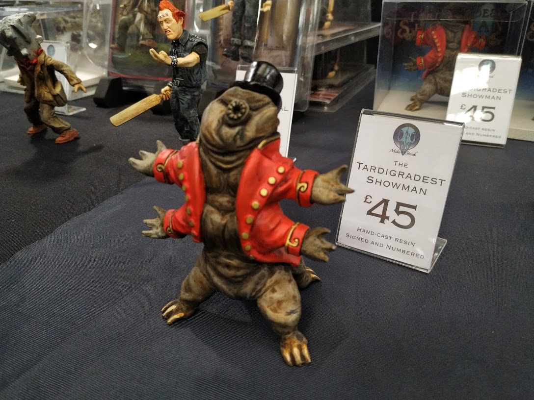 ToyCon UK 2019 Art Toys Convention