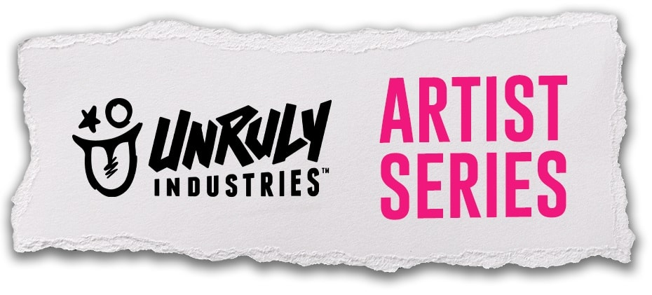 Unruly Industries Artist Series Logo