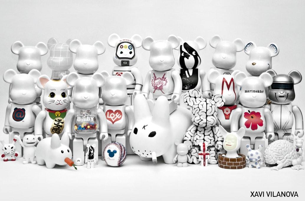 Redon Toys Coleccion Juan Redon Art Toys Exposición