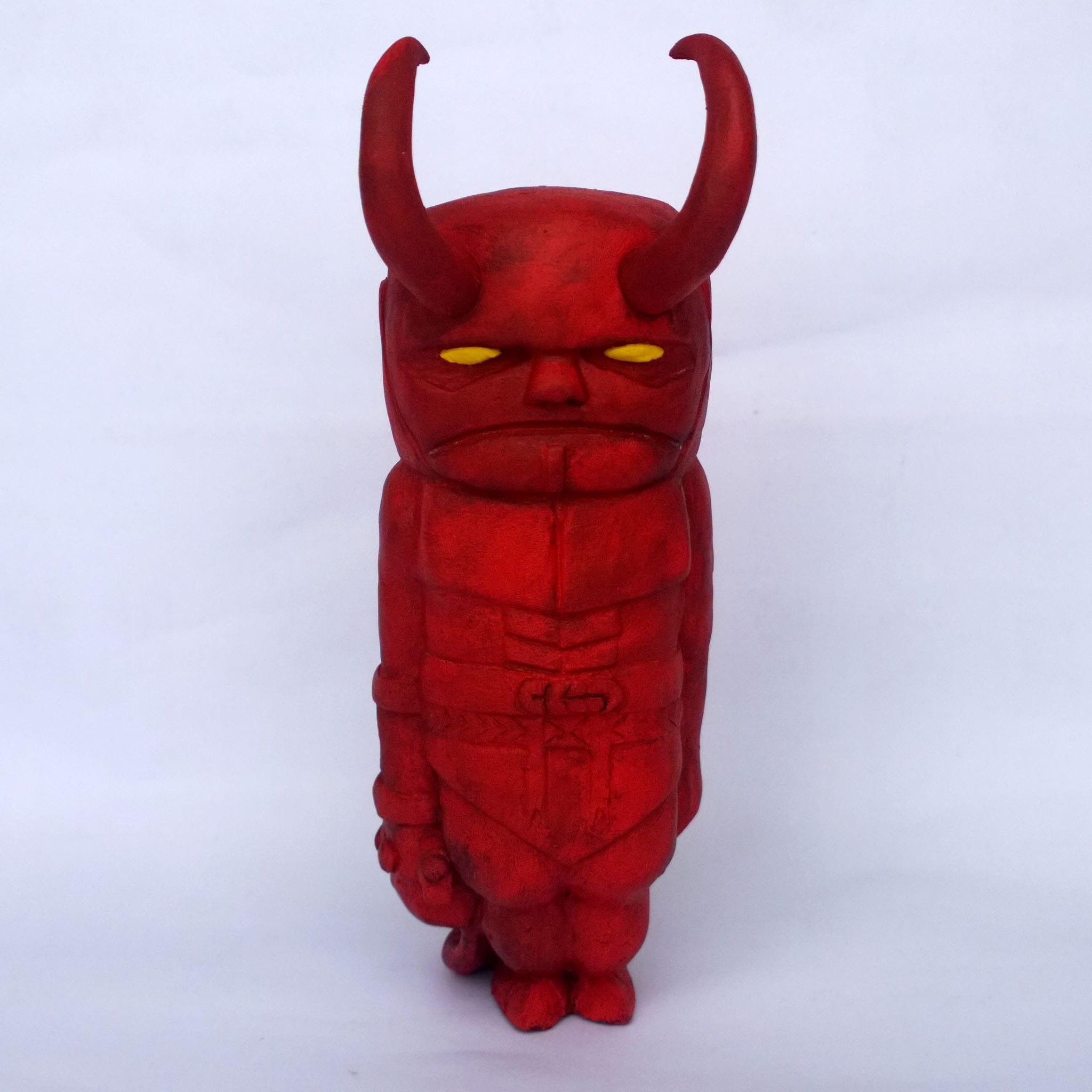Hellboy Camote Toys Resin Toy Art Toy