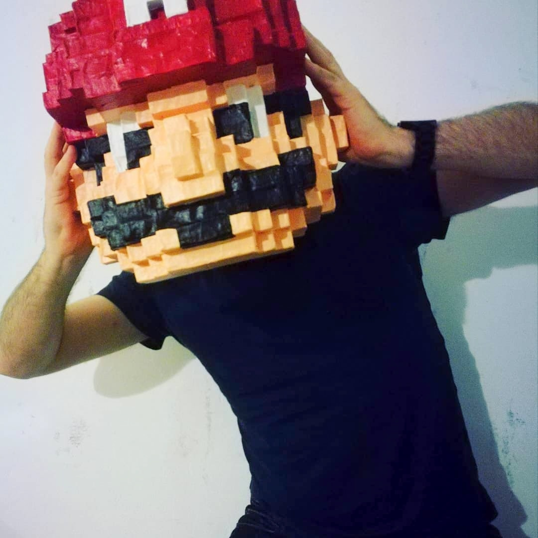 Vuitibits Artista Entrevista Art Toys Pixel Art