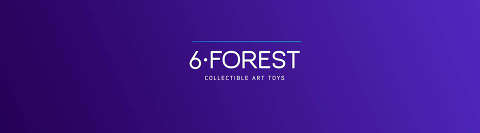 6 forest collectible art toys