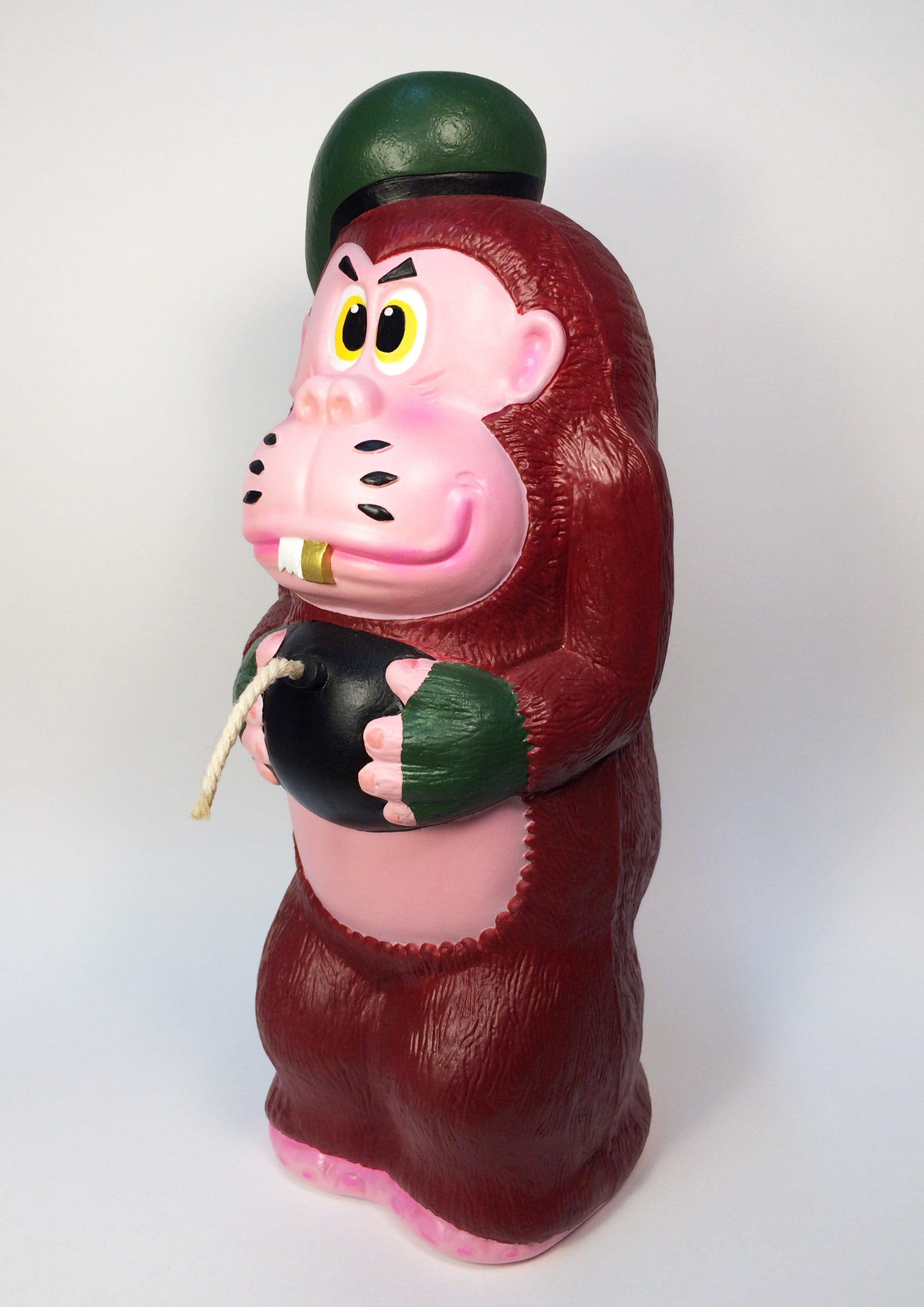 Gorilo Kongo Watdafac Toys Art Toys Resin