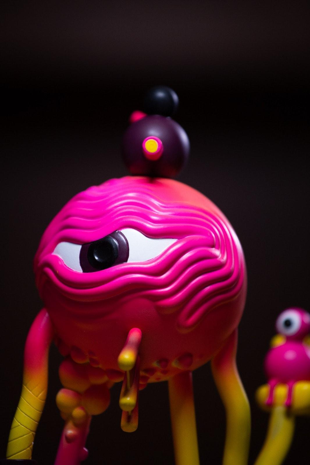 Pluteus Zeptiror 6 Forest Art Toy Resin Toy