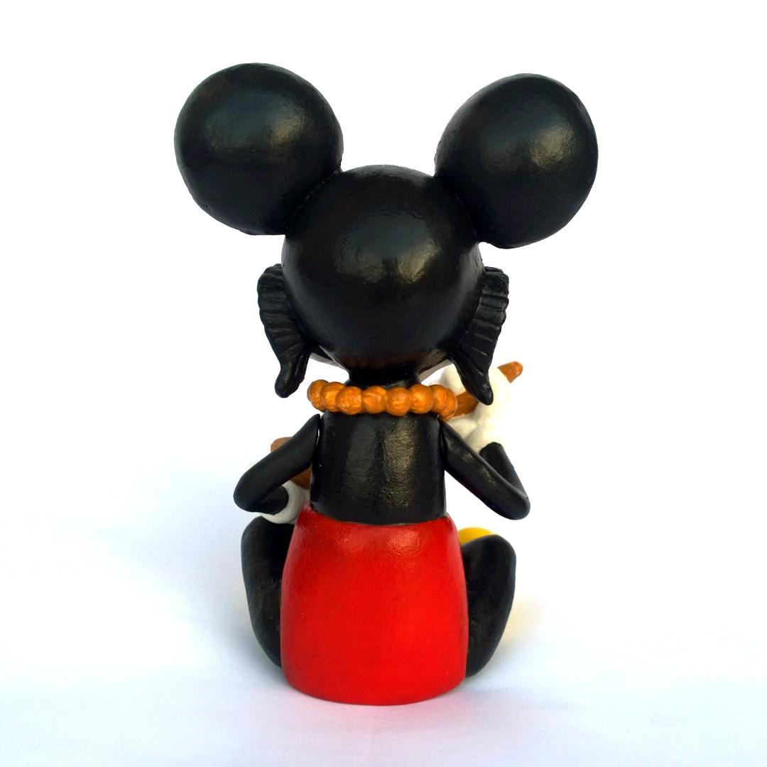 Shaman Mickey Camote Toys Art Toy Resin