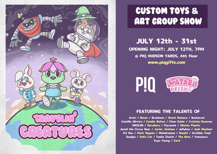 Watari Kappa Custom Show New Your Travelin Creatures Watari Dreams Javier Jimenez