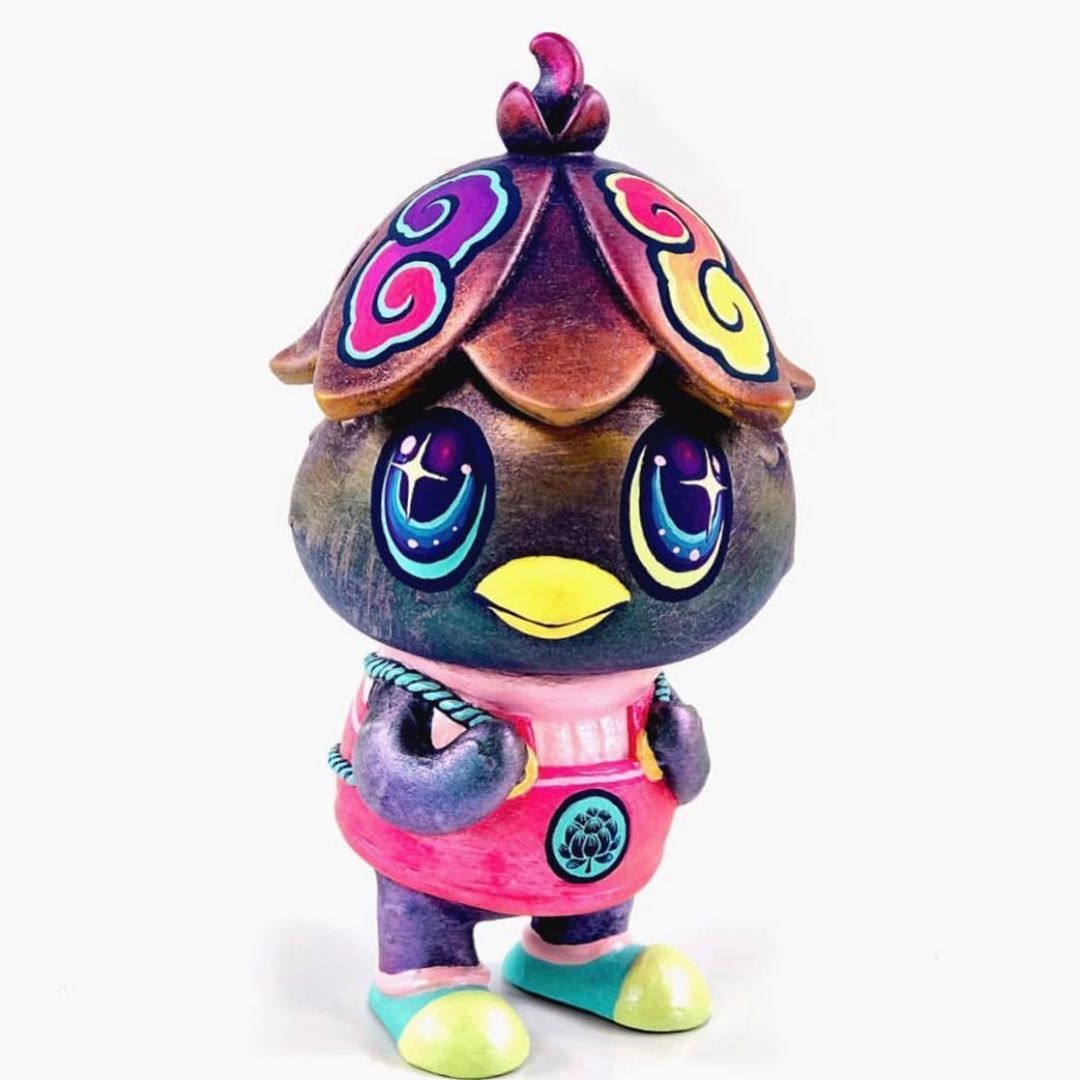 Watari Kappa Custom Show New Your Travelin Creatures Watari Dreams Javier Jimenez