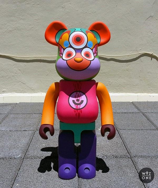 WuzOne The Wuz Custom Dunny Art Toy