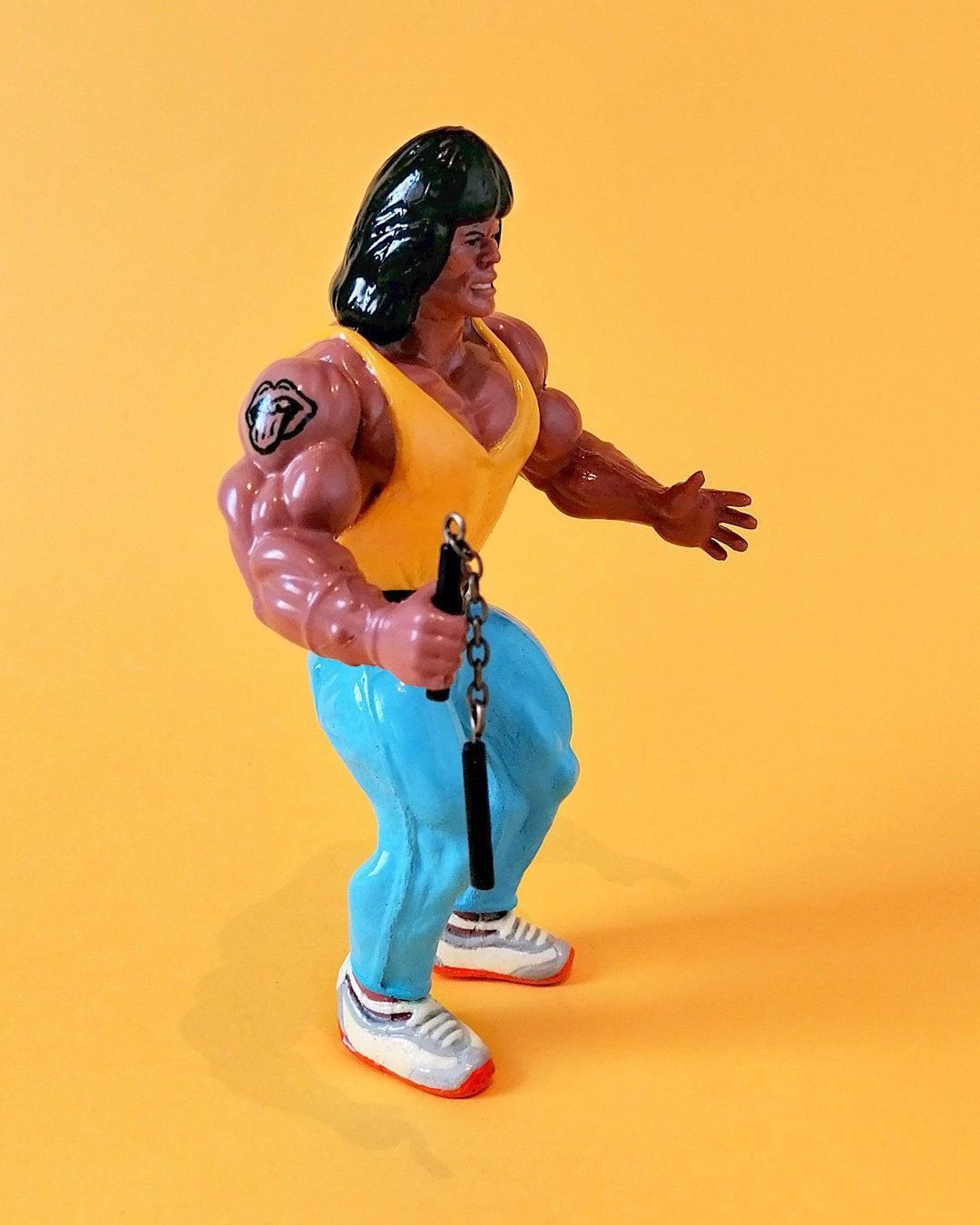 He-Jeritas Glez Studio Bootleg Art Toy Resin