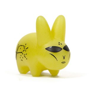 Art Toy Labbit Alien