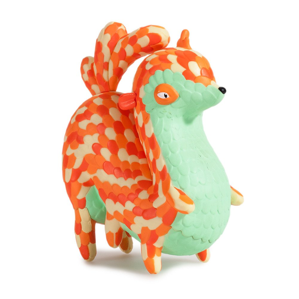 Art Toy de Horrible Adorables Naranja
