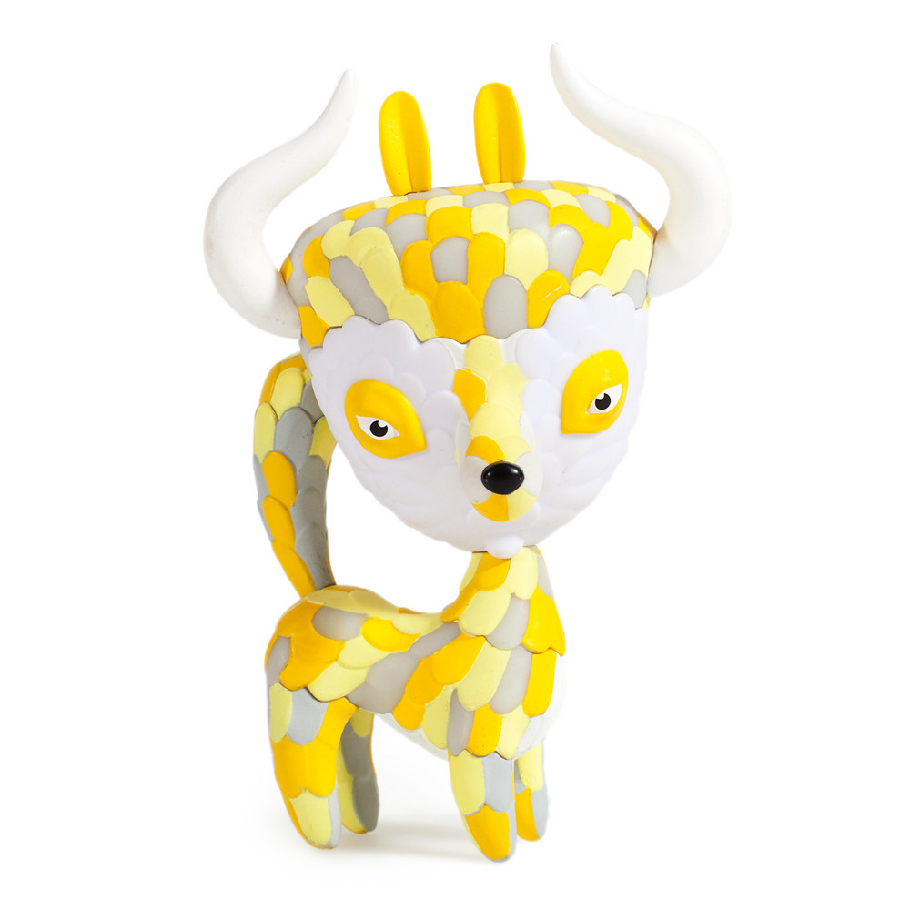 Art Toy de Horrible Adorables Amarillo