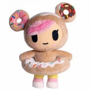 Plush Donut y Donutella de Tokidoki