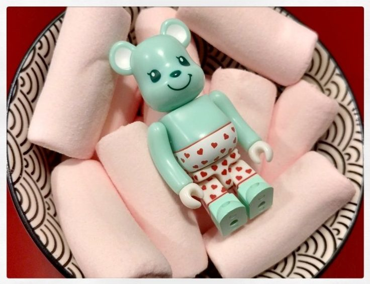 Art Toy Bearbrick Cute Series 12