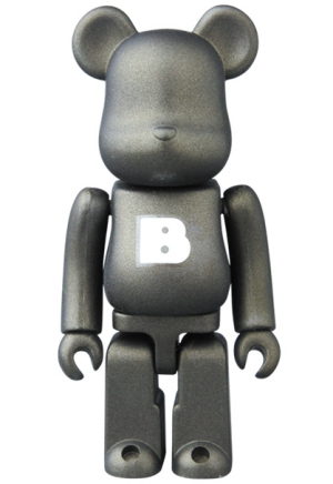 Bearbrick Diseño Basic Series 33