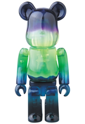 Bearbrick Diseño Jellybean Series 33