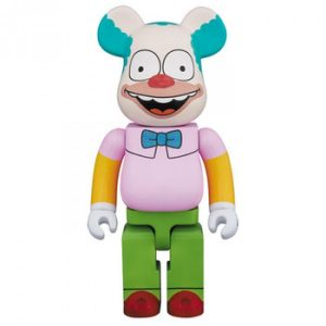 Bearbrick Krusty Series 33