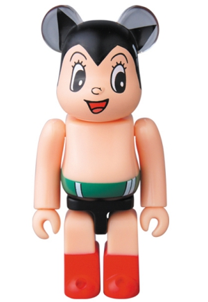 Bearbrick Diseño Astro Boy Series 33