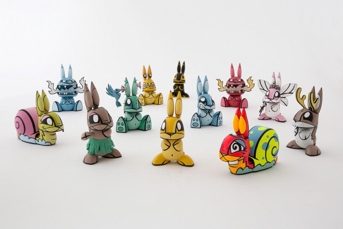 Chaos Bunnies Miniseries Joe Ledbetter