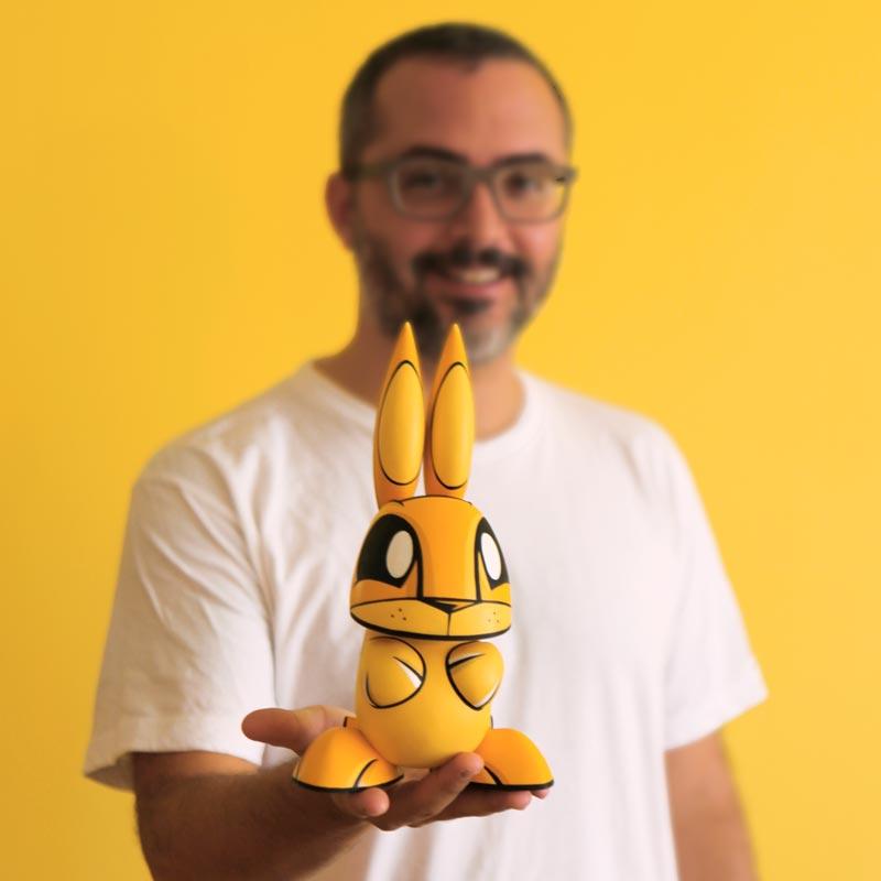 Joe Ledbetter The Return of Mr Bunny