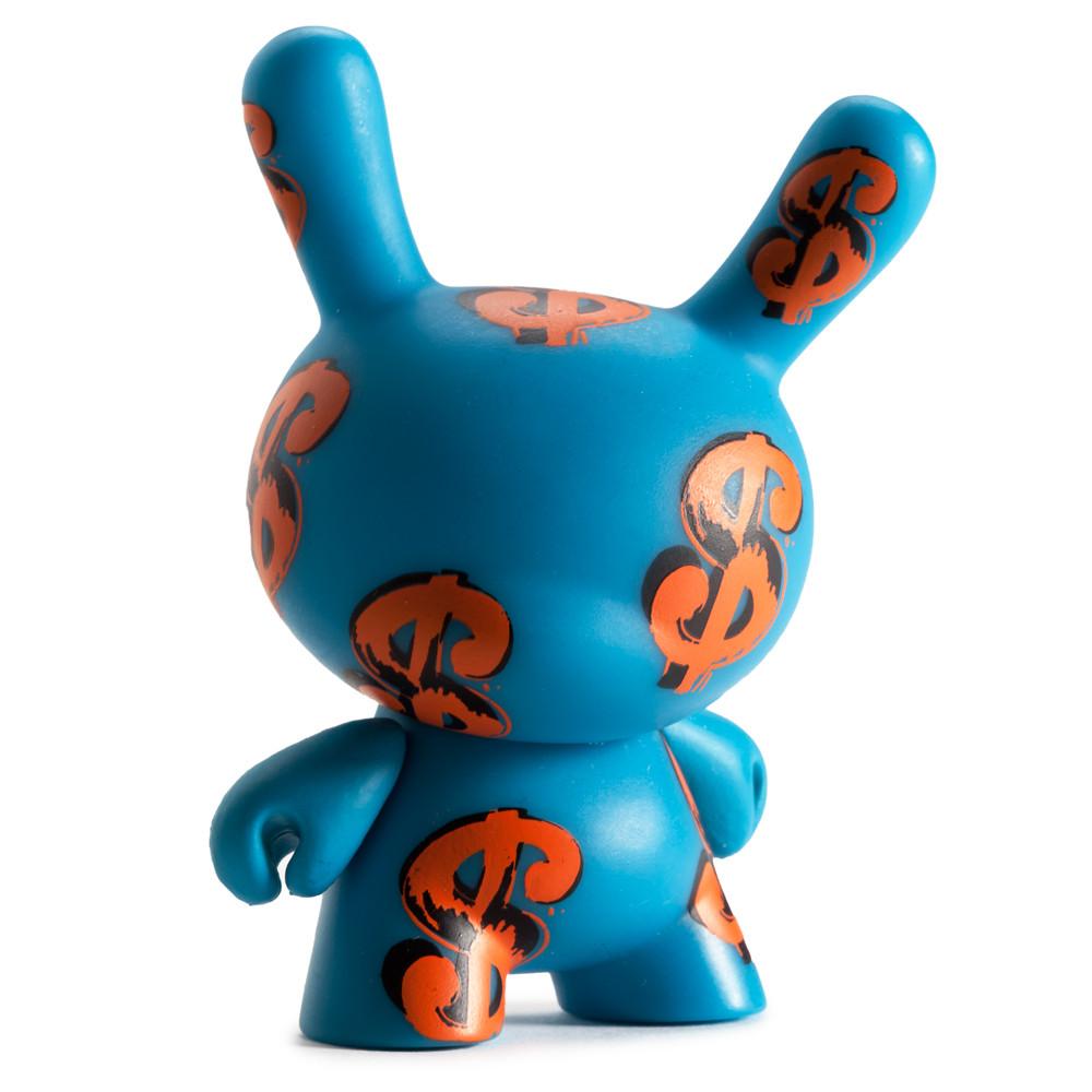 Dunny Andy Warhol de Kidrobot