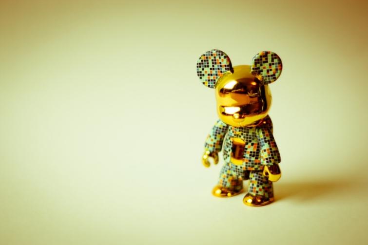 Qee Art Toy inspirado en el Groninger Museum