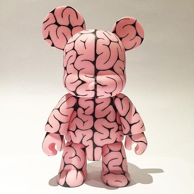 Brain Pattern Qee de Emilio García
