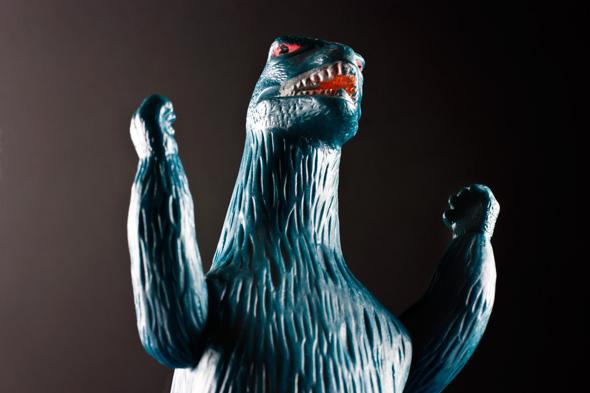 Sofubi de Godzilla (Bullmark)
