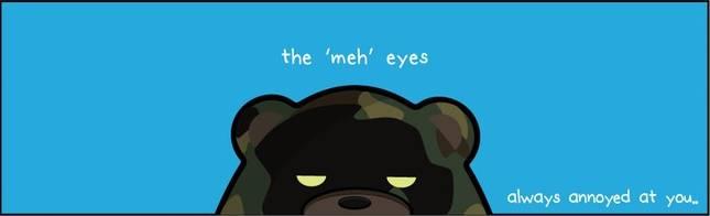 Meh Eyes de Eggy