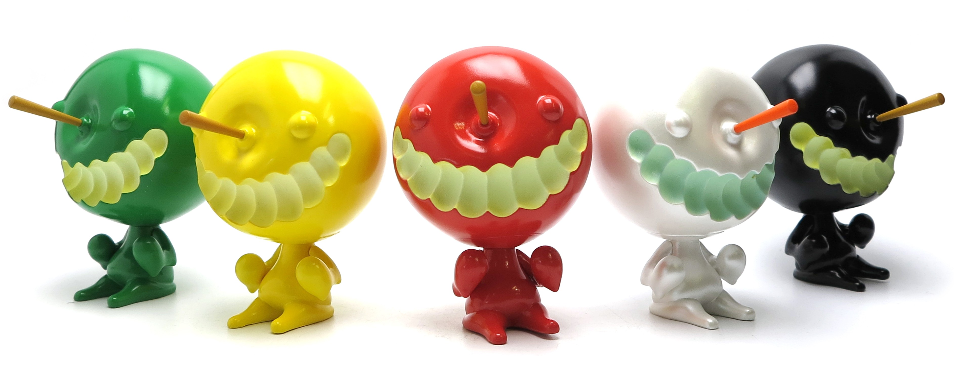 Art Toy Toxic Candies (Pomme d'Amour)