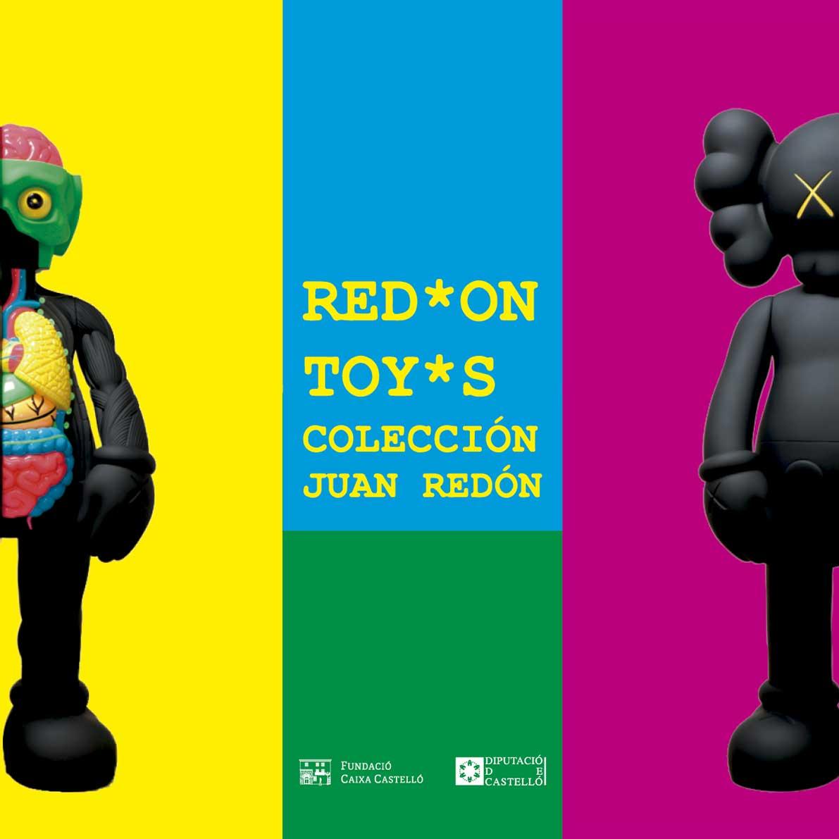 Art Toys Exposición Juan Redon
