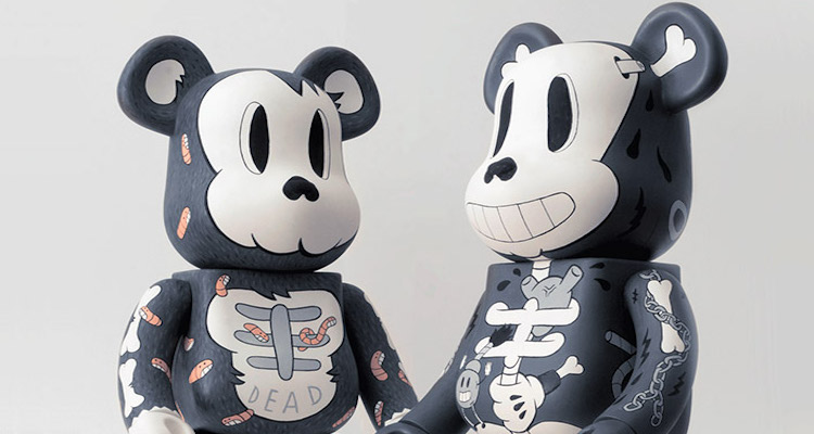Cote Escriva Bearbrick Custom Near