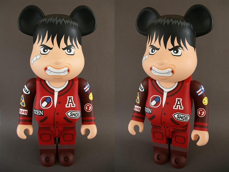 Fakirdesign Akira Custom Bearbrick