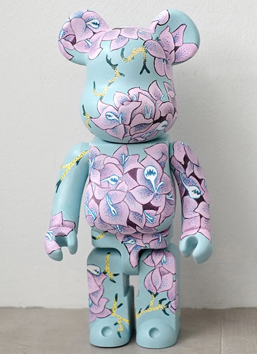 Mightyellow Custom Bearbrick