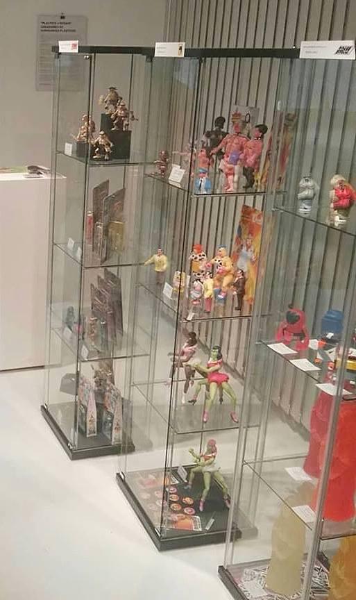 Plastico x Resina - Exposición Art Toys Malaga Expo-min