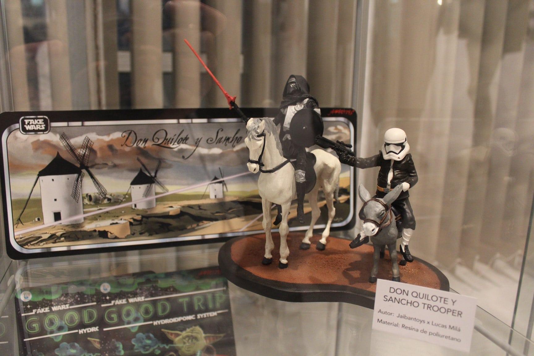 Plastico x Resina - Expo Art Toys Malaga (Jaibantoys)-min