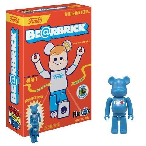 FunkO's Cereal Exclusive - Be@rbrick Bearbrick x Funko-min