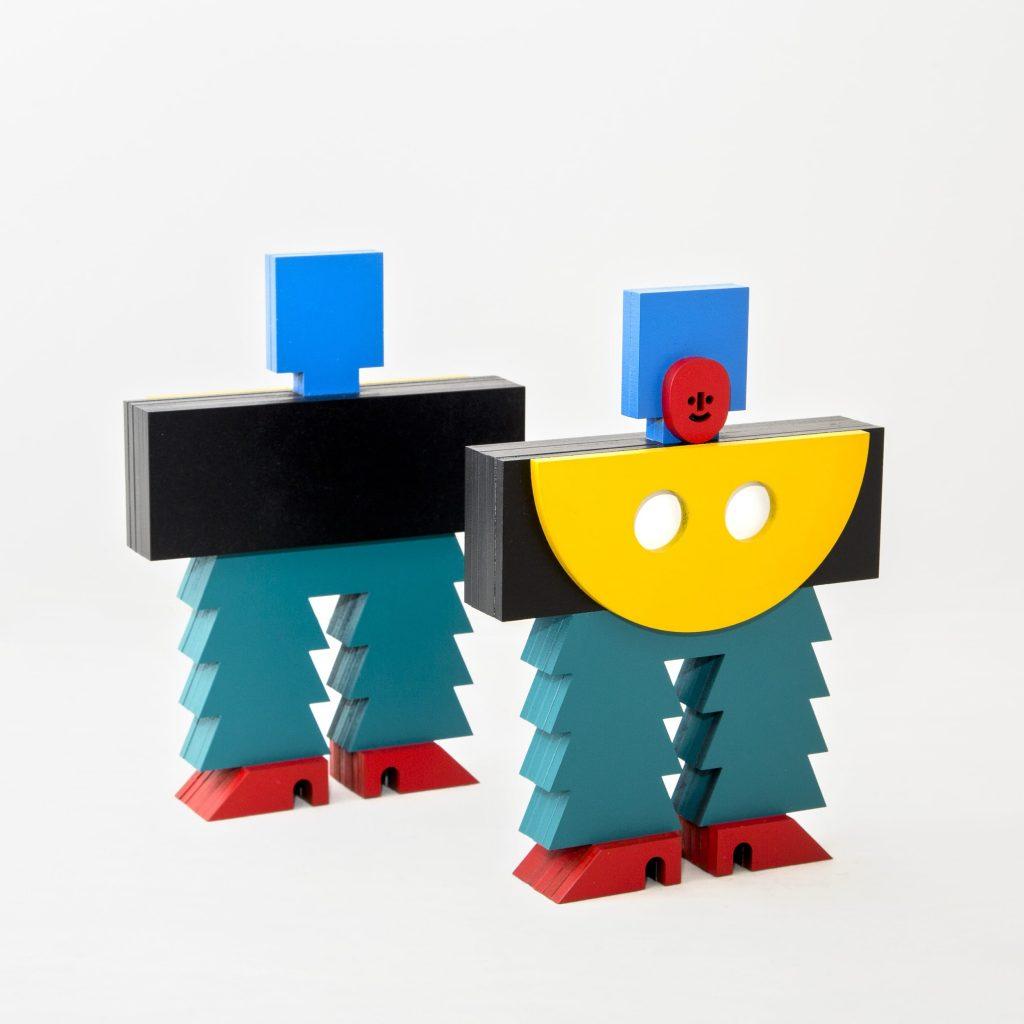 Fantastic Forms Roda Art Toy