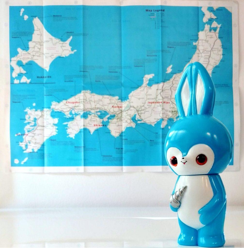 Honeydrill-Bad-Taste-mascot-Noriya Takeyama - Okulus