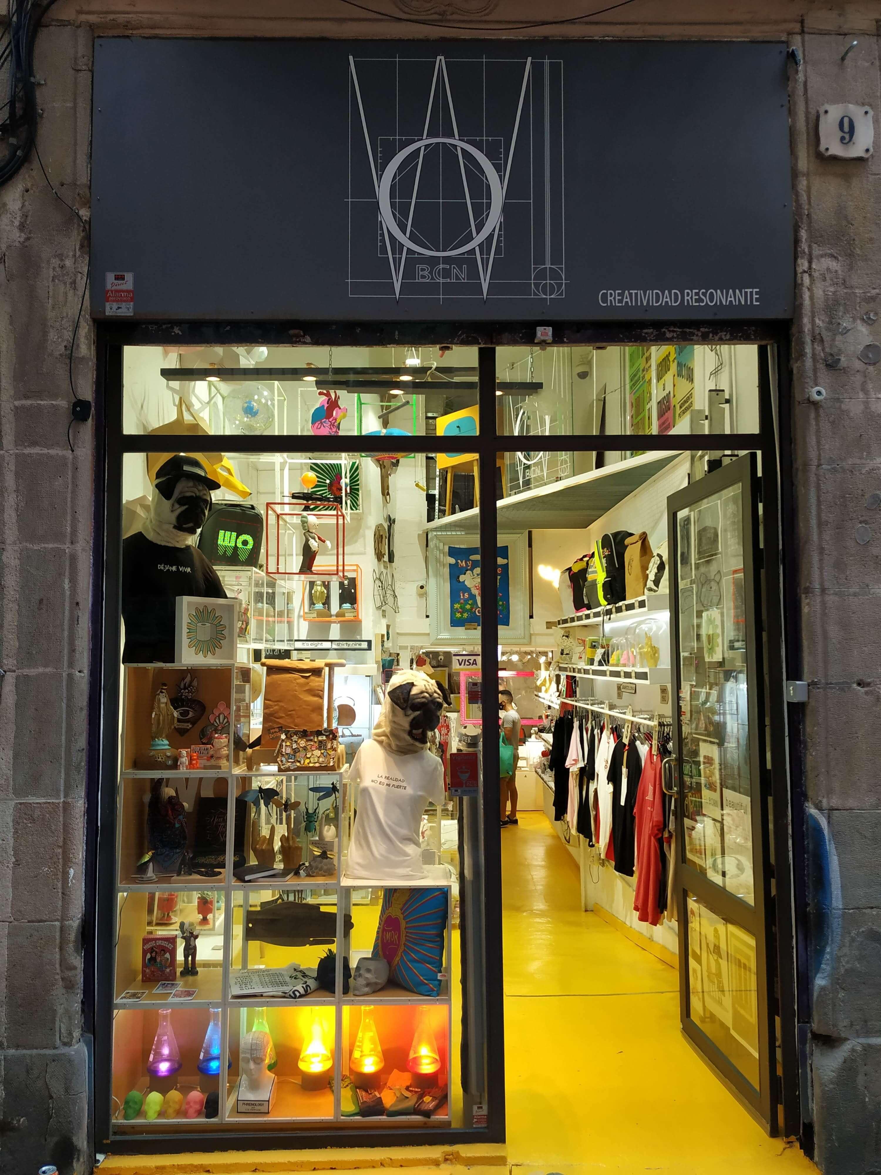 Wo Design Store Barcelona
