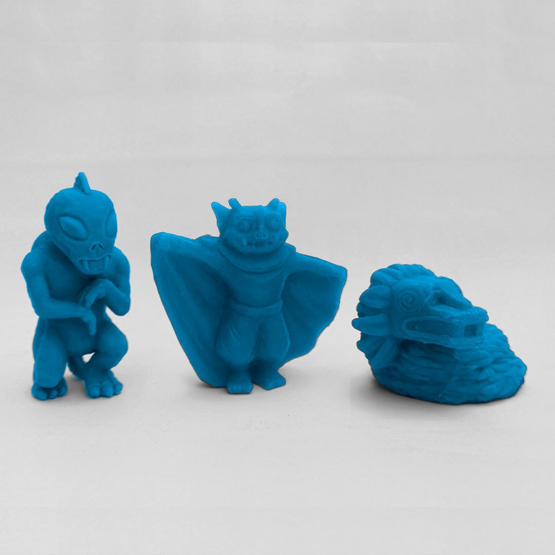 Latiny Monsters Series 1 Camote Toys Keshi Art Toys
