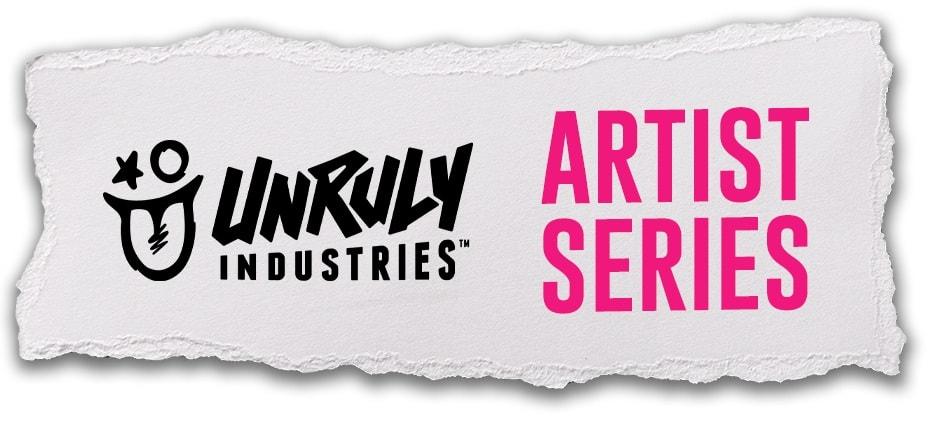 Unruly Industries Artist Series Logo