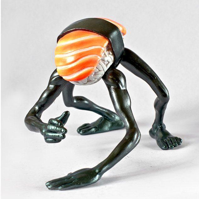 Sushiro Yokai Emilio Subira Art Toy Resin Toy