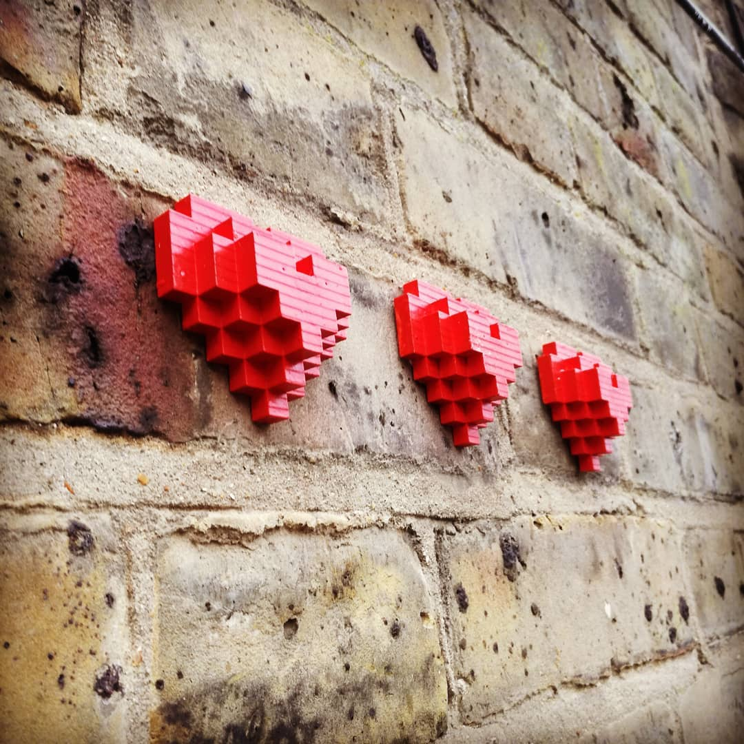 Vuitibits Artista Entrevista Art Toys Pixel Art